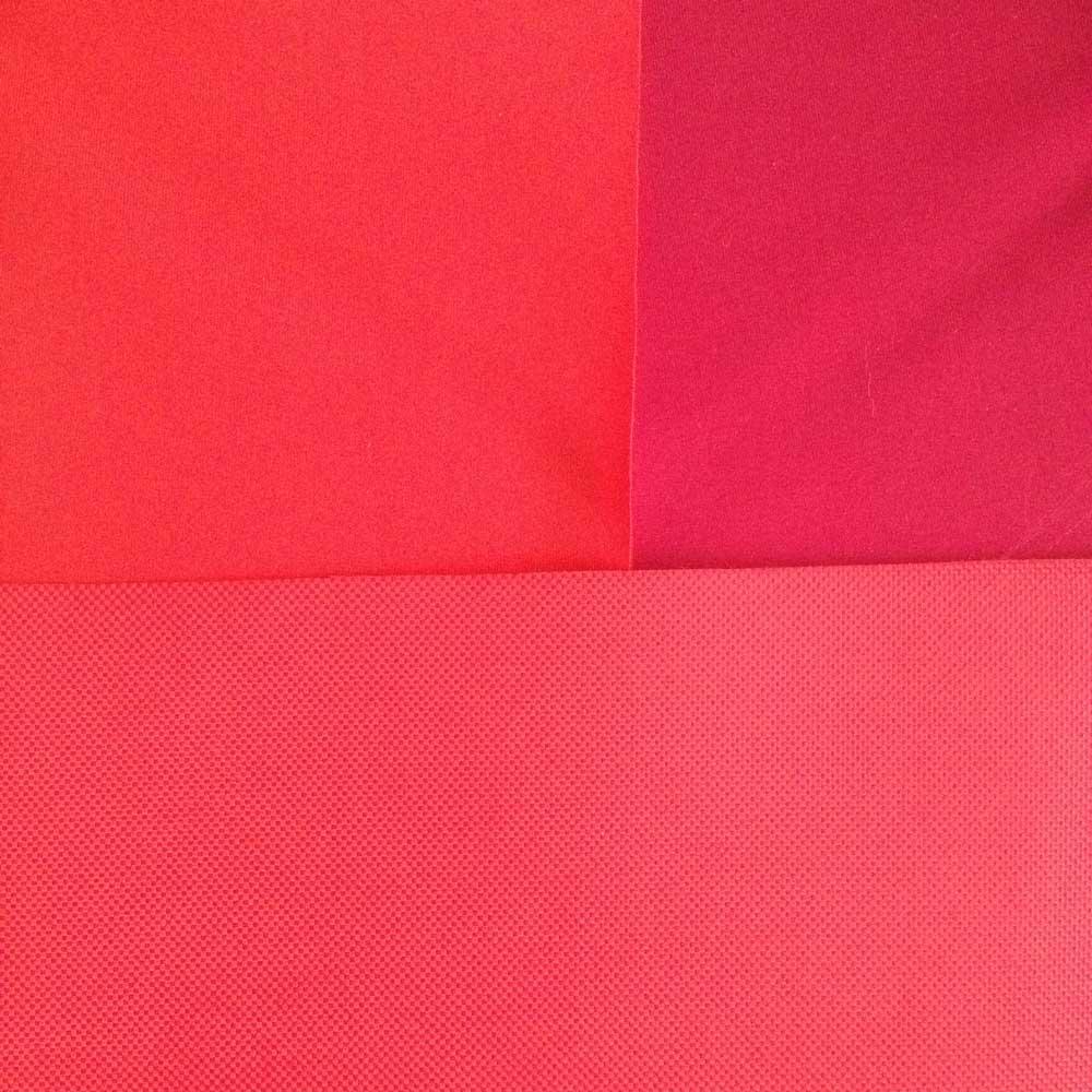 Rote Sitzsack Farben