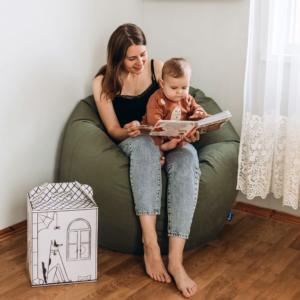 Bruni Classico Sitzsack - indoor und outdoor