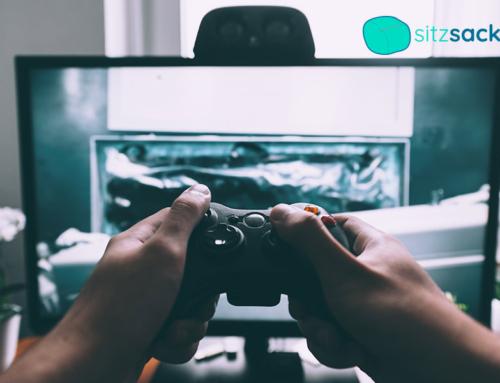 Gaming Sitzsack – spielen wie auf Wolken