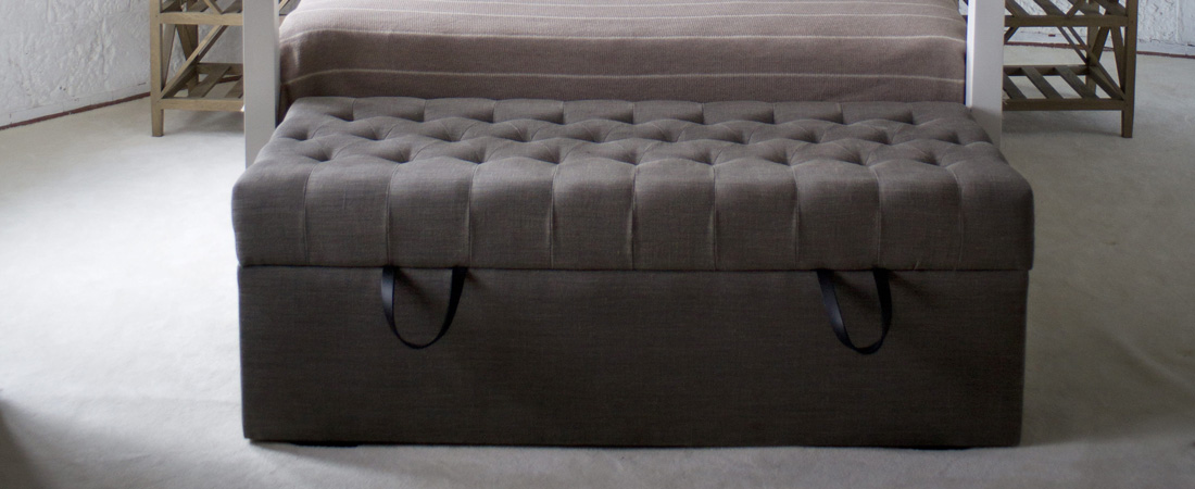 Sitzquader Sitzwürfel mit Stauraum Sitzcube